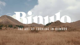 Binulo The art of cooking in Bamboo