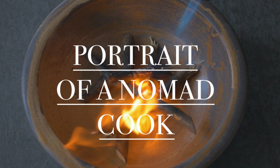 Portrait of a Nomad Cook